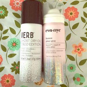 Sephora Mixed Brand Glitter Hair Spray
